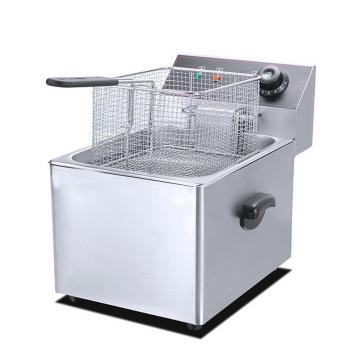 Dayi High Quality Continuous Frying Line Fryer Making Machine