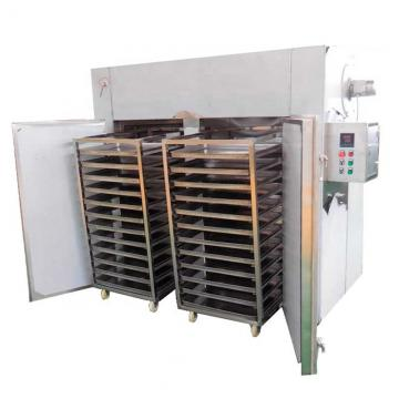 Continuous Dehydrated Vegetable Mesh Belt Dryer Machine