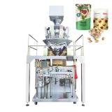 Fully Automatic Powder Sauce Sugar Peanut Butter Cream Jar Zipper Pouch Sealing Bag Doypack Food Filling Sealing Packing Machine for Packaging Equipmet